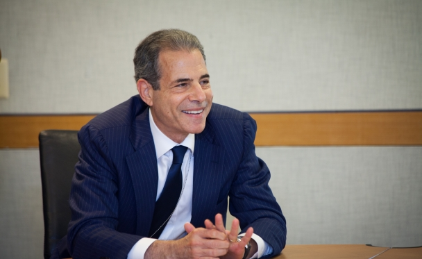 Under Secretary of State for Public Diplomacy and Public Affairs Richard Stengel
