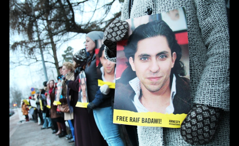 Free Raif Badawai!