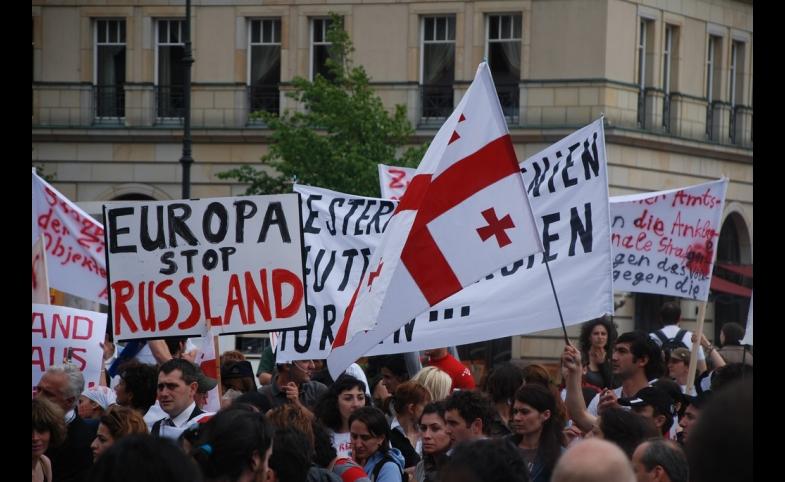Protest by Wilhelm Joys Andersen