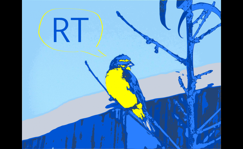 RT Canary: Tweet and retweet