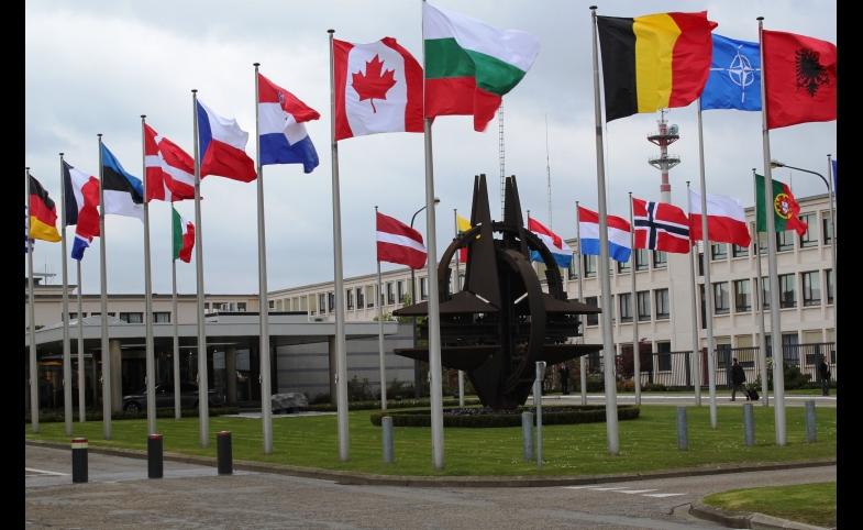 NATO's hovedkvarter by Utenriksdepartementet UD