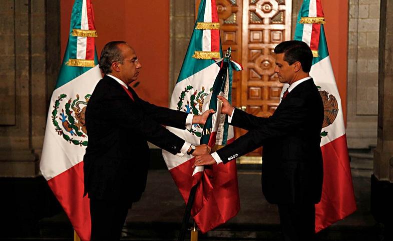 Entrega de Mando, by Presidencia de la Republica Mexicana