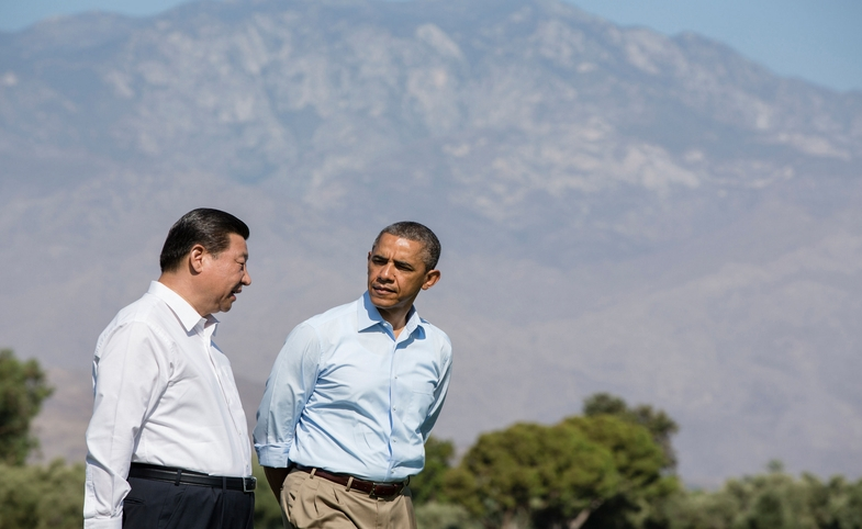 President Barack Obama and President Xi Jinping