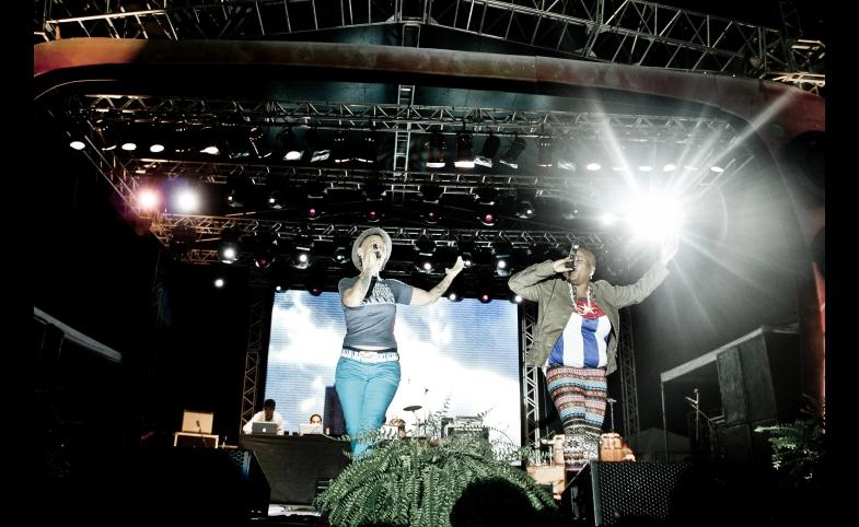 Latinidades – Festival da Mulher Afro Latino Americana e Caribenha 2013, by Cultura de Red