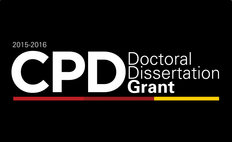 doctoral dissertation scholarship Doctoral dissertation scholarships and diversity poster awards the michigan psychological association foundation (mpaf) is 'responsible for administering funds for.