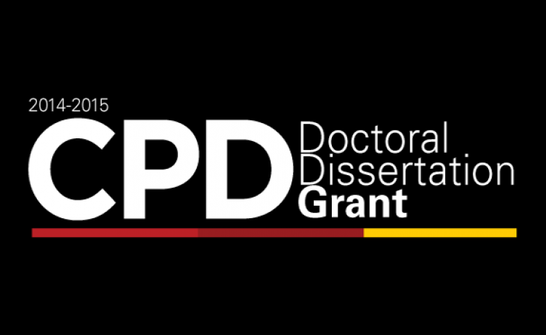 Dissertation grants education policy