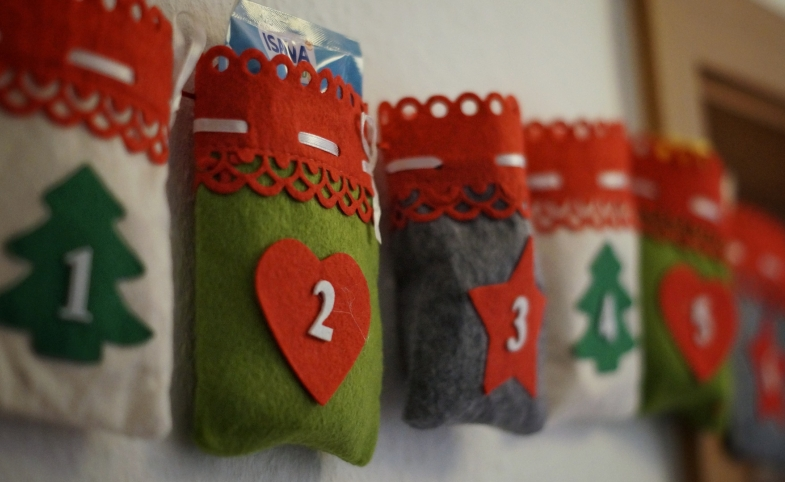 Advent Calendar, by Sweetis