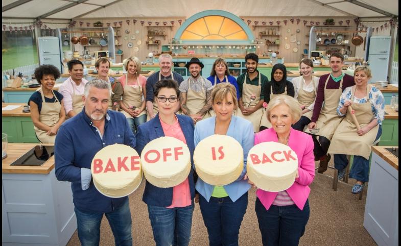 Bake-Off Is Back, by Mark Bourdillon