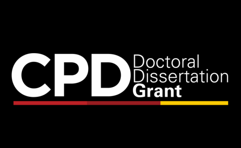 Doctoral dissertation assistance grant