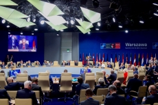Assistant Secretary Nuland Participates in the NATO-Georgia Commission Foreign Ministers Meeting (28071842412).jpg More details U.S. Assistant Secretary of State for European and Eurasian Affairs Toria Nuland represents the United States on July 8, 2016, during a NATO-Georgia Commission Foreign Ministers meeting held on the sidelines of the NATO Summit - attended by President Obama and U.S. Secretary of State John Kerry - at the National Stadium in Warsaw, Poland. [State Department Photo/Public Domain