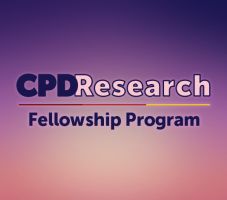 Apply for a 2021-23 CPD Research Fellowship
