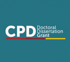 Apply for a 2019-20 CPD Dissertation Grant