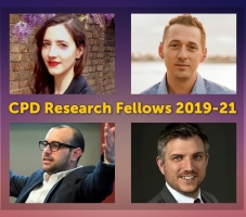 2019-21 Research Fellowship Awarded