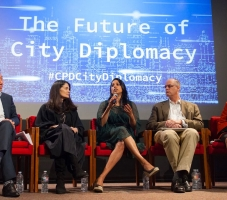 The First Los Angeles Summit on City Diplomacy