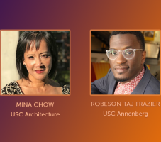 Welcome Mina Chow and Robeson Taj Frazier as CPD Faculty Fellows