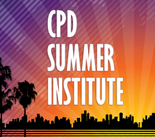 2020 CPD Summer Institute: Our 15th Year