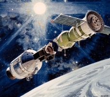 The Apollo-Soyuz Test Project: Ideal Science Diplomacy