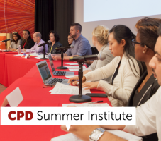 CPD Summer Institute in Public Diplomacy, 2017