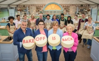 Bake-Off Is Back, by Mark Bourdillon